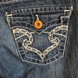 Big Star Jeans - Stunning Big Star Jeans Size 27